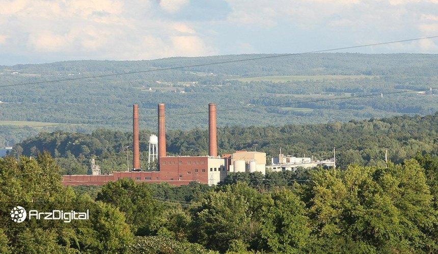 نیروگاه برق آمریکایی از استخراج بیت کوین روزی ۵۰هزار دلار درآمد دارد!