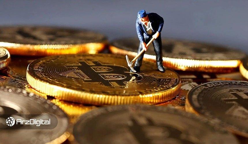 درآمد ۳۸ میلیون دلاری استخراجکنندگان بیت کوین در ماه گذشته