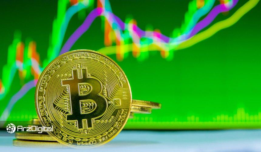 قیمت بیت کوین سه روز پس از هاوینگ به مرز ۱۰,۰۰۰ دلار رسید