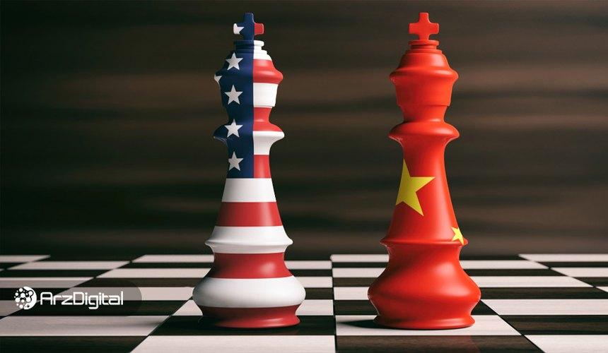 آمریکا در جنگ بلاک چین از چین جلو زد؛ علیبابا همچنان دارای بیشترین طرح بلاک چینی