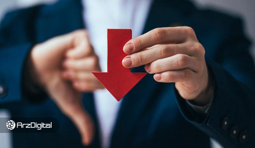 قیمت توکنهای دیفای طی یک هفته ۵۰٪ سقوط کرده است