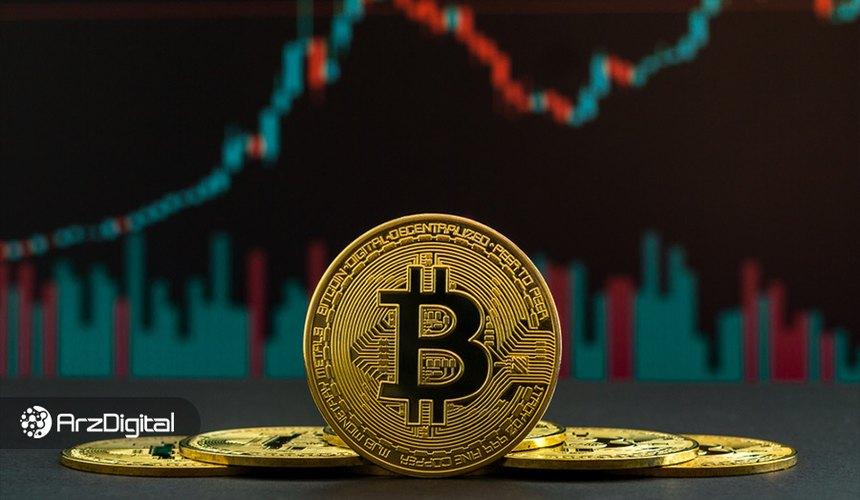 قیمت بیت کوین ۶۳ روز است که به زیر ۱۰,۰۰۰ دلار نیامده است