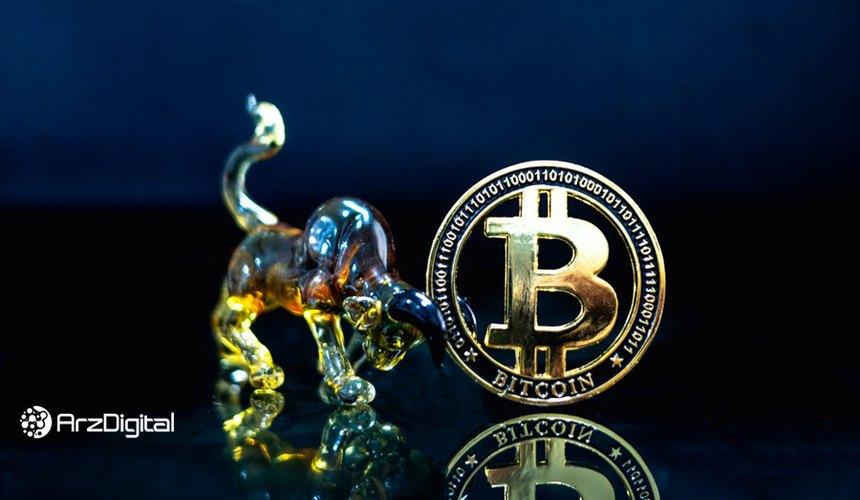 بازار صعودی: تمام بازار منتظر حرکت قیمت بیت کوین است