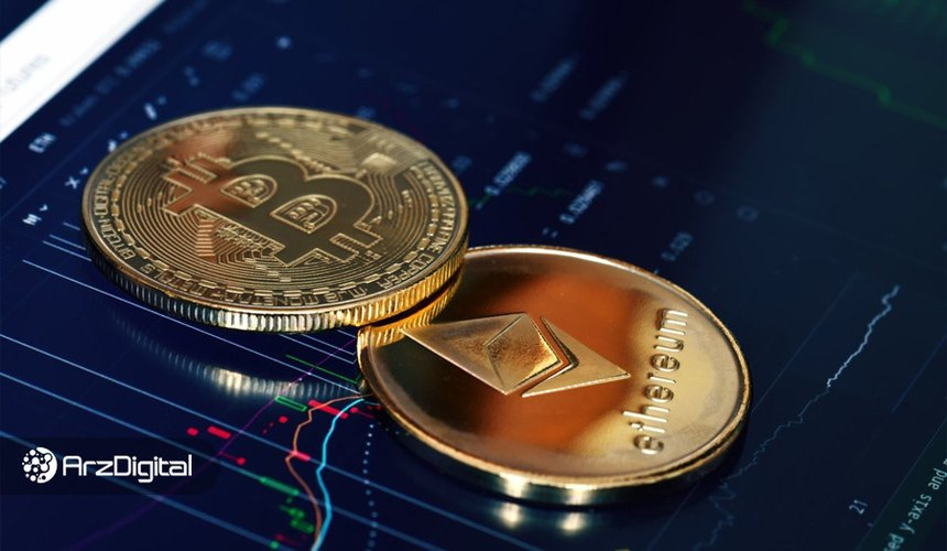 وضعیت بازار: افزایش شدید قیمت بیت کوین و اتر